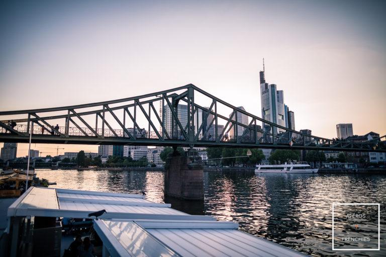 Frankfurt Skyline @Freigut