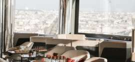 Skyline Bar Melia: A Breathtaking View of Paris