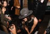 Dancing Girl Kube Hotel Paris