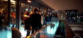 London, UK: Skyline Views @ Jin Bo Law Sky Bar