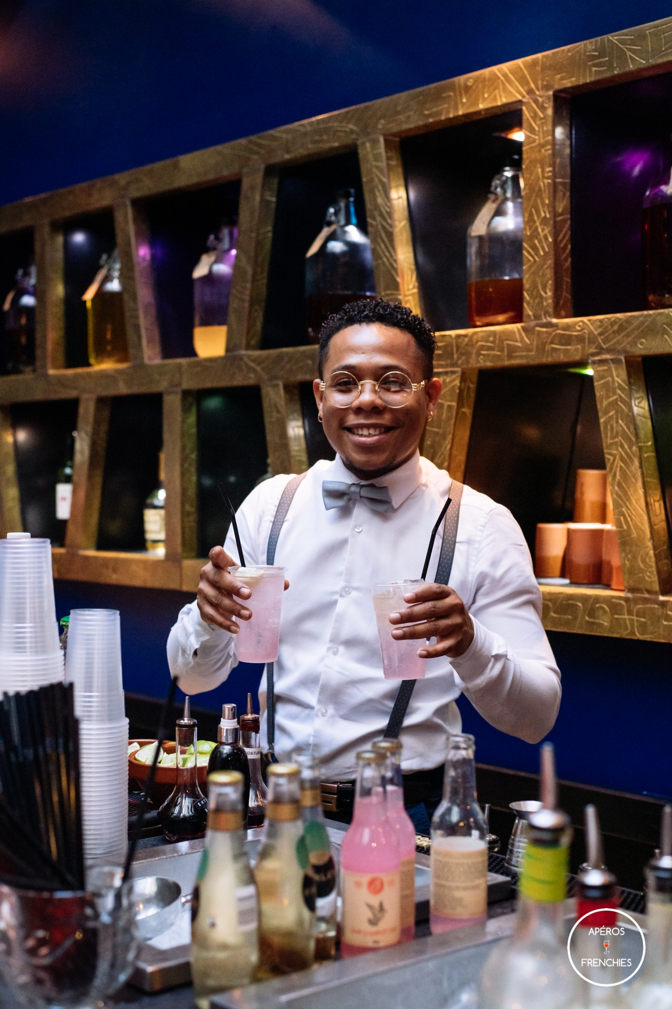 Bartender 1k Paris