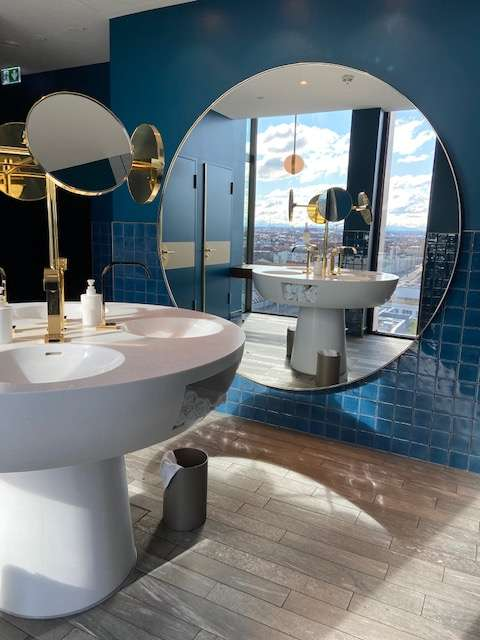 Andaz Munich Interior Bathroom Design