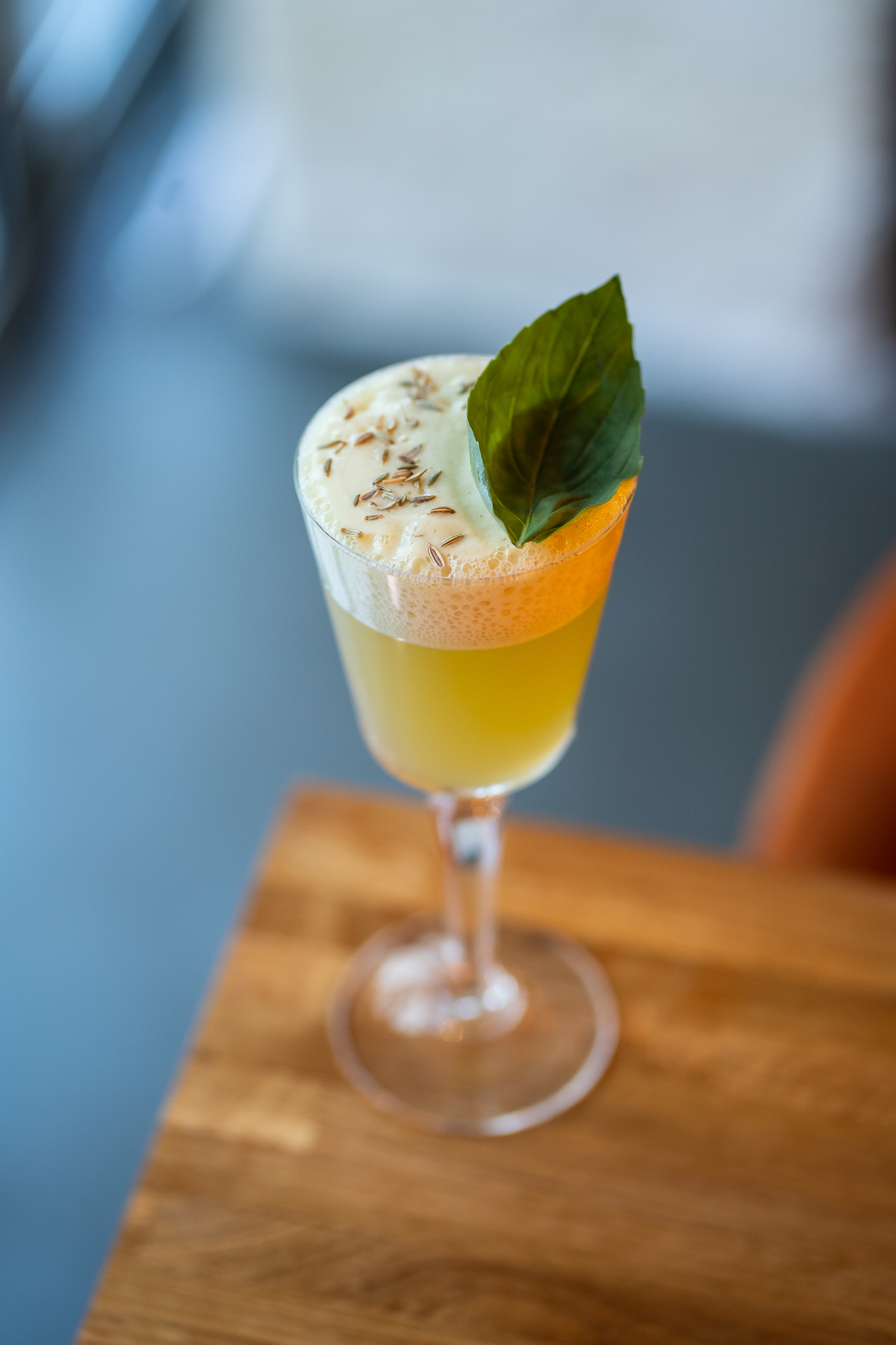 Girl Next Door Cocktail by Dirty Lemon Bar