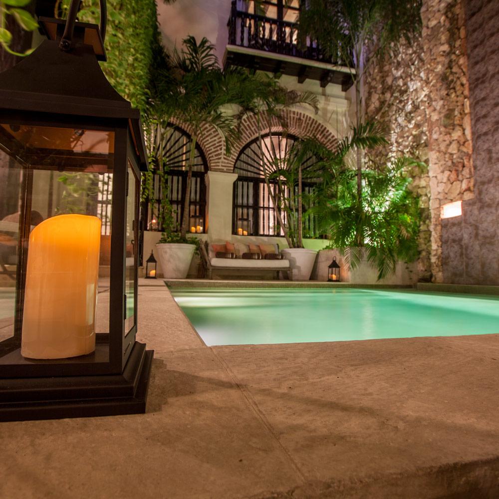 Casa de ALBA Pool