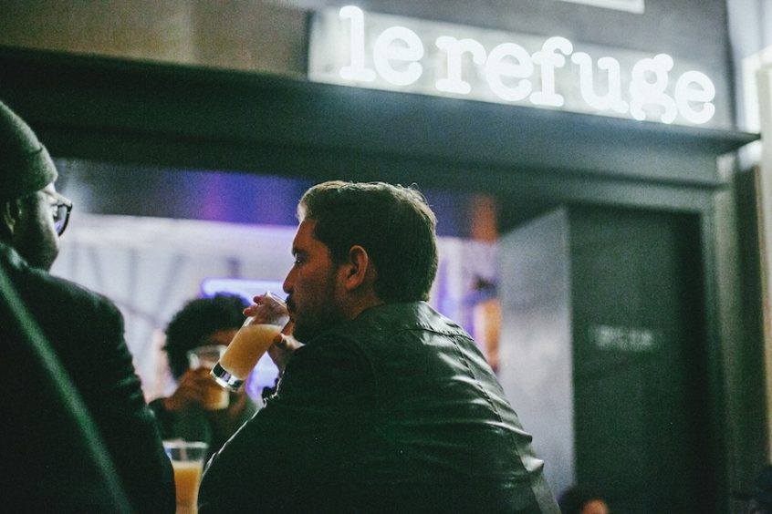 Le Refuge Bar Aperos Frenchies Event