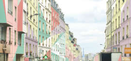 Paris From a Whole New Perspective: a Summer Exhibition by Jeanne Varaldi