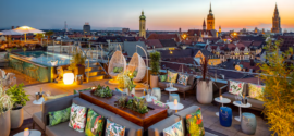 The best rooftop bars in Munich this summer