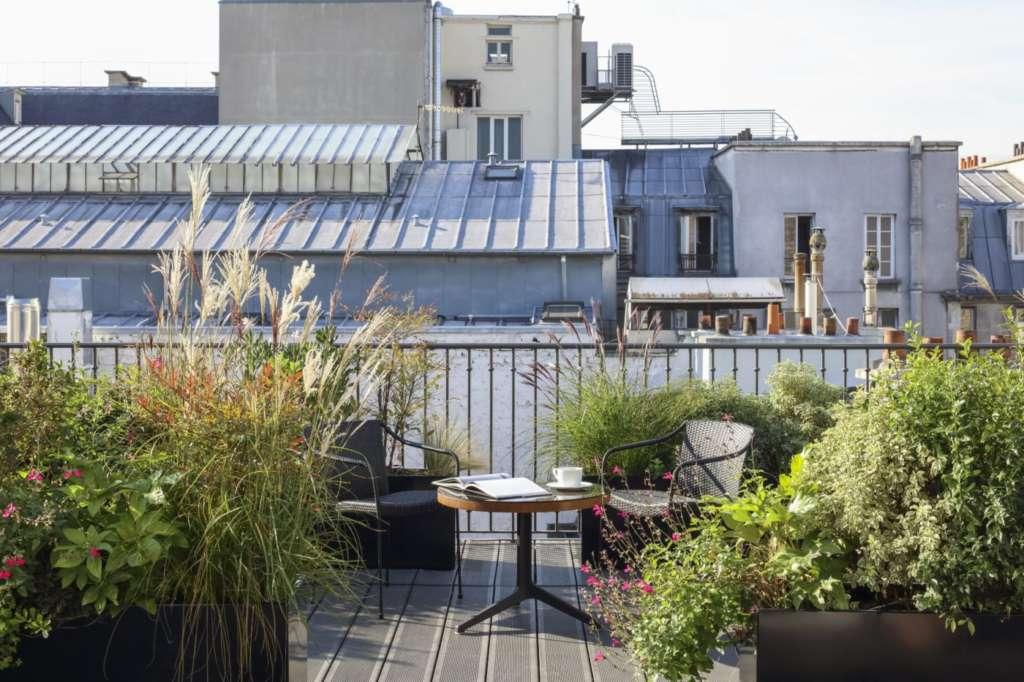 Les Bains - Suite's Terrace