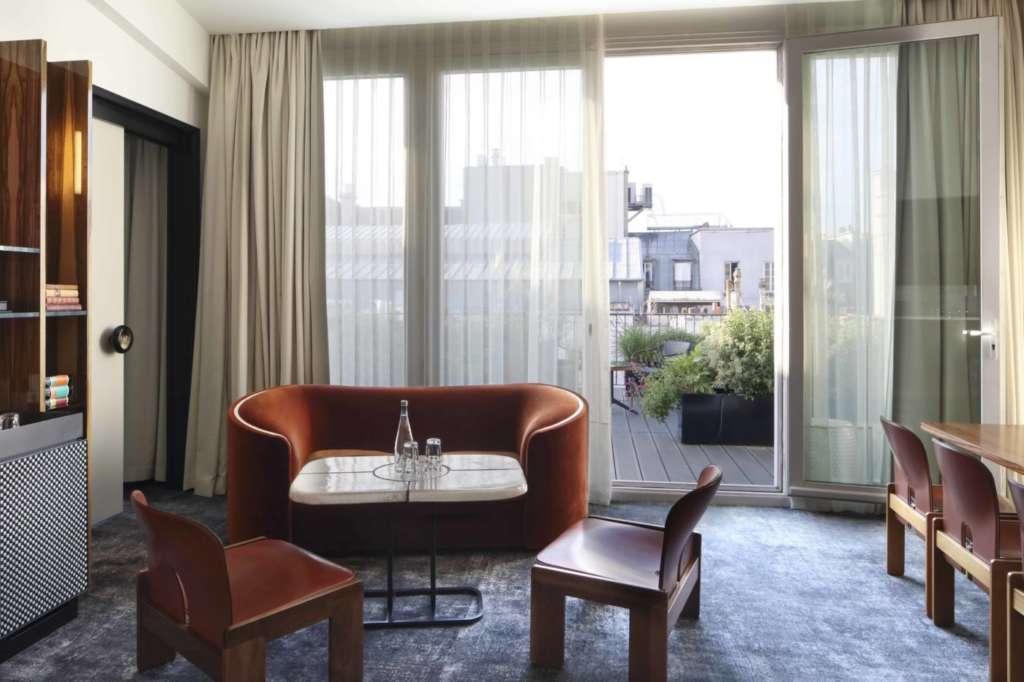 Les Bains - Luxury suite
