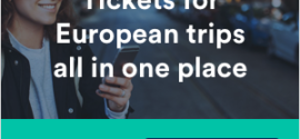 Travelling in Europe? Save time and money with Trainline