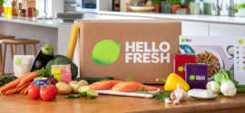 Hello Fresh : Delivered ingredients for easy and delicious dinners at home!